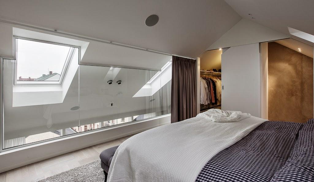 Duplex de 126 m² în Suedia 13