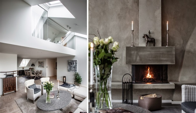 Duplex de 126 m² în Suedia 2