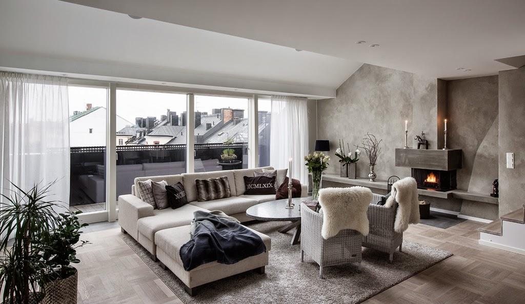 Duplex de 126 m² în Suedia 3