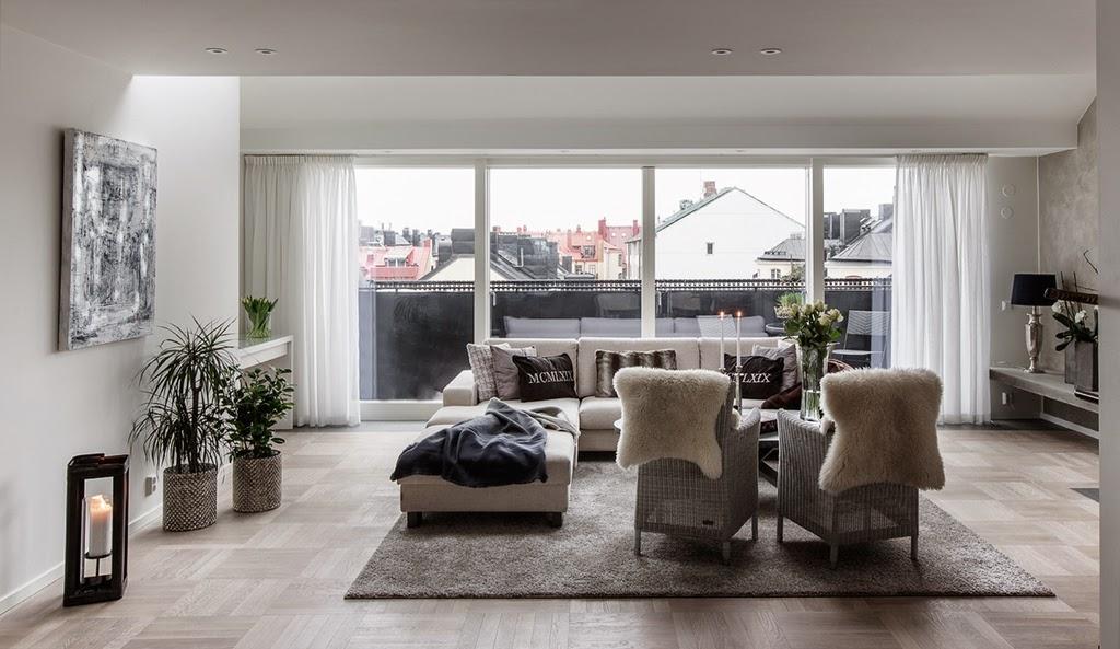 Duplex de 126 m² în Suedia 4