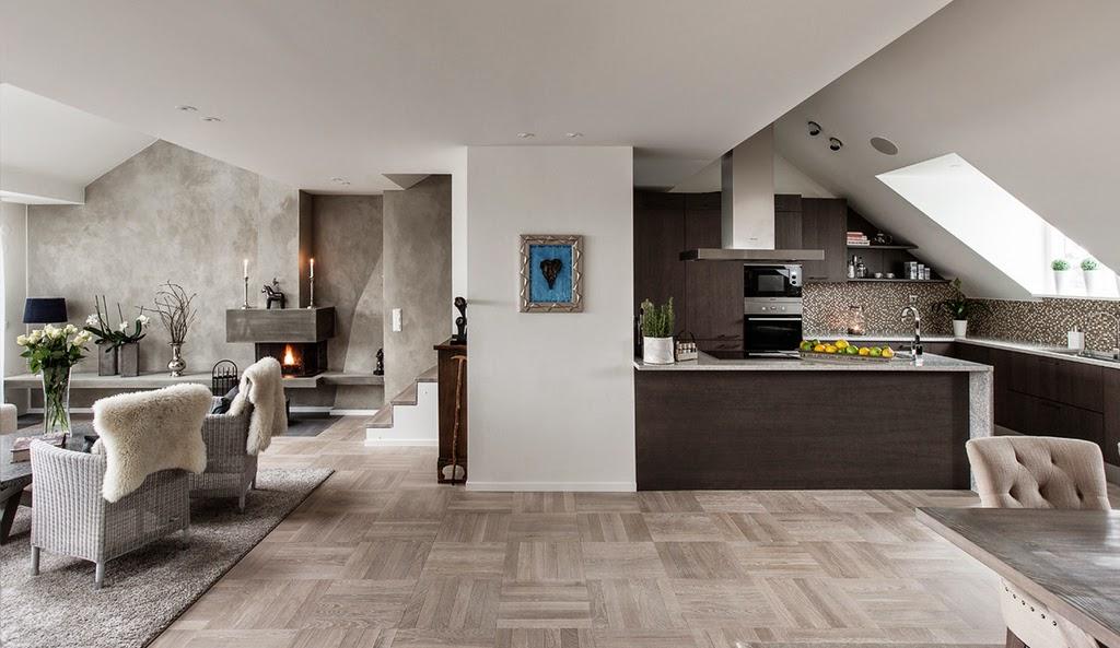 Duplex de 126 m² în Suedia 6