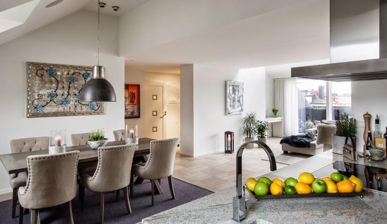 Duplex de 126 m² în Suedia 7