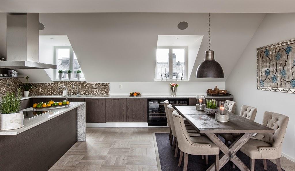 Duplex de 126 m² în Suedia 8