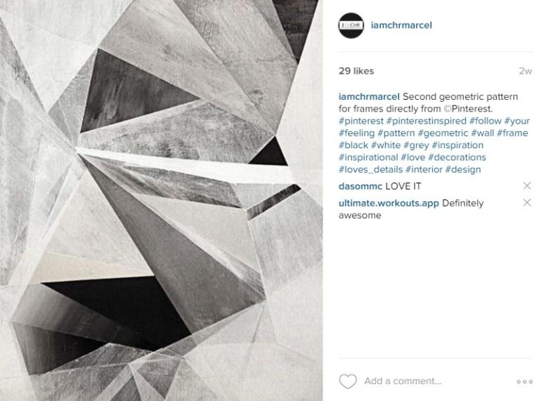 Instagram pattern 2